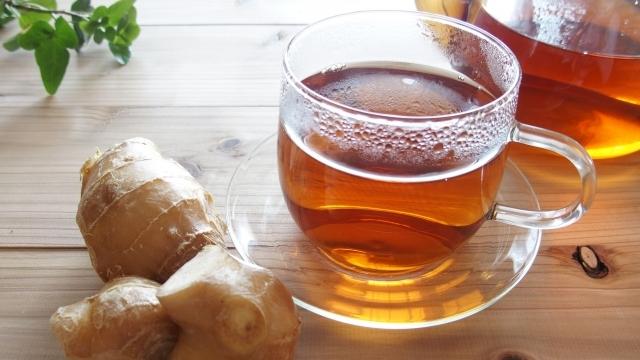 末端冷え症,飲み物,生姜紅茶-crop