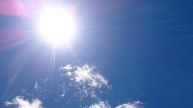 肌断食,日焼け止め