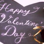 バレンタインカードのメッセージ・本命の男性には香りつきで決まり!