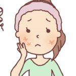 肌のカサカサと粉ふきの原因は?女性だけではない男性も必見の洗顔法とは