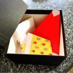 クリスマス の飾りは折り紙で簡単に!香りをつけて「帽子&ベル」編